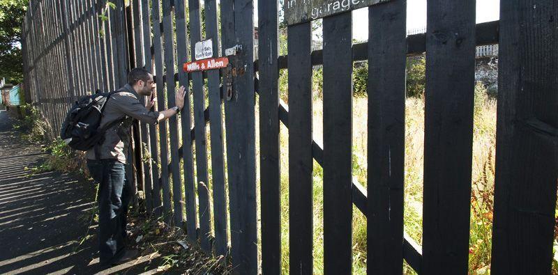 Darren fence