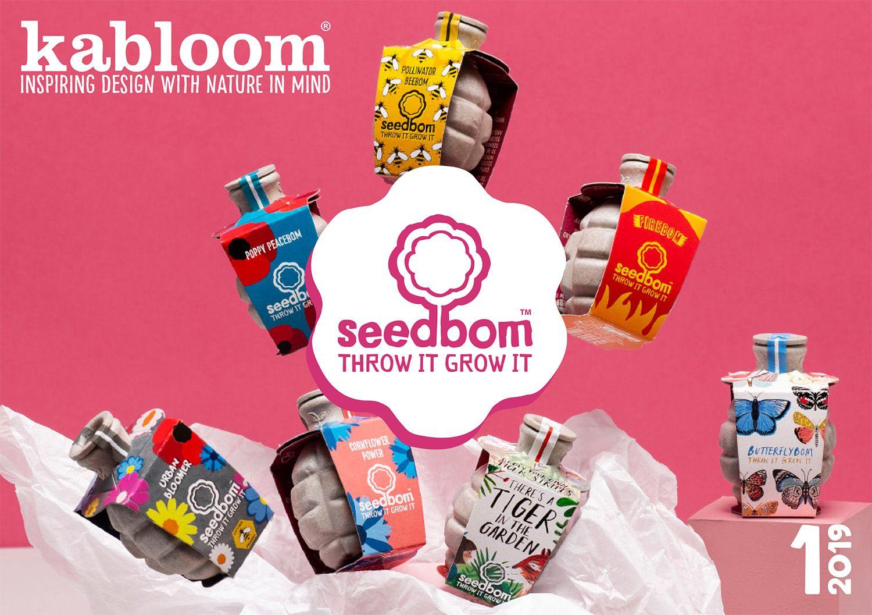 Seedbom Spring 2019 catalogue