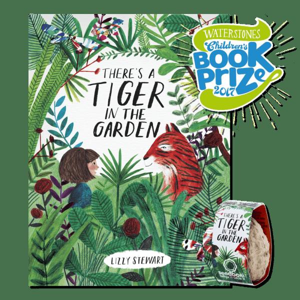 Tiger book & bom winner