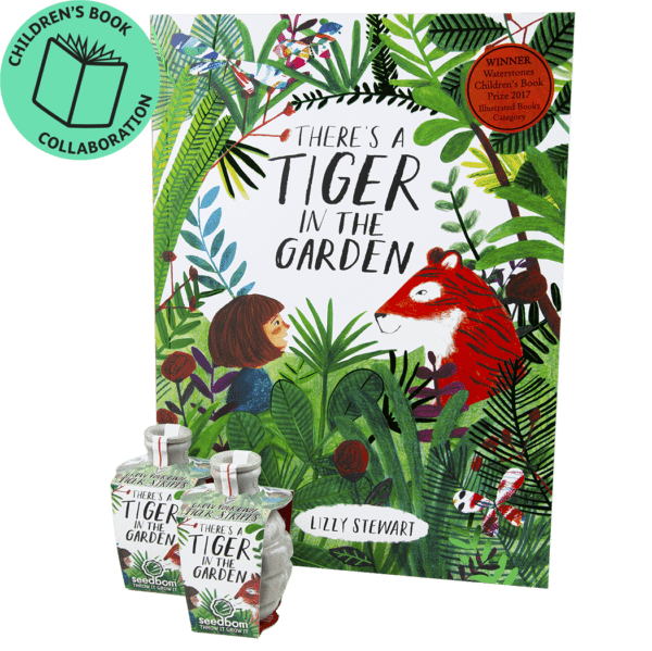 Tigert in the Garden Gift Set