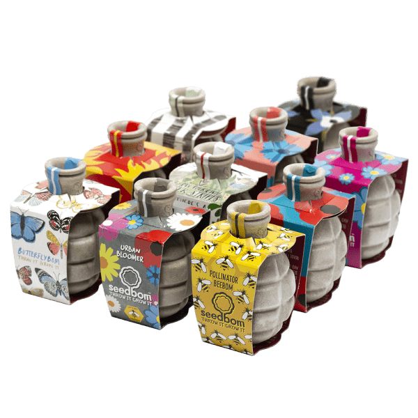 Seedbom Multipack 10
