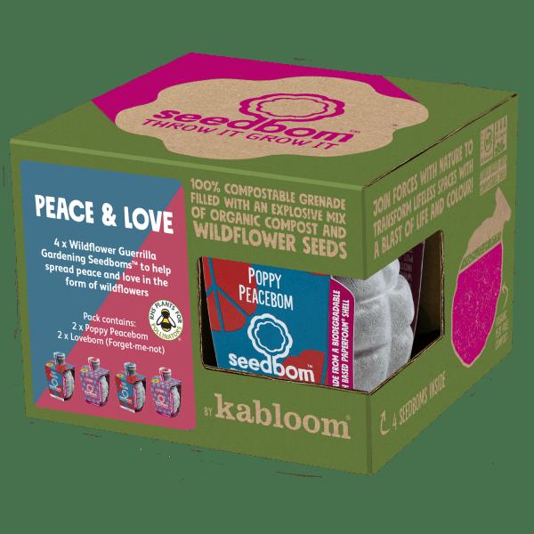 Peace & Love Gift Set