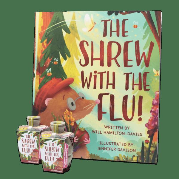 Shrew with the flu Seedbom bundle
